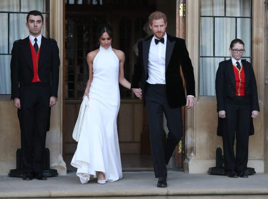 Harry & Meghan's royal wedding timeline