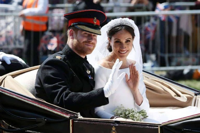 Harry & Meghan's Royal Wedding Timeline + Order of Service