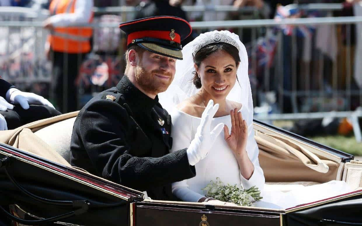 Harry Amp Meghan S Royal Wedding Timeline Order Of Service