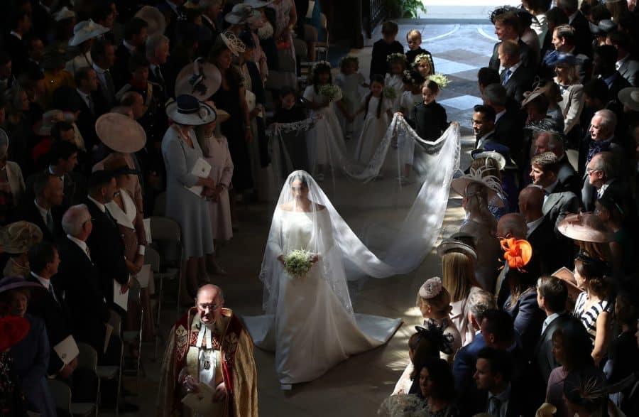 Harry and Meghan's royal wedding