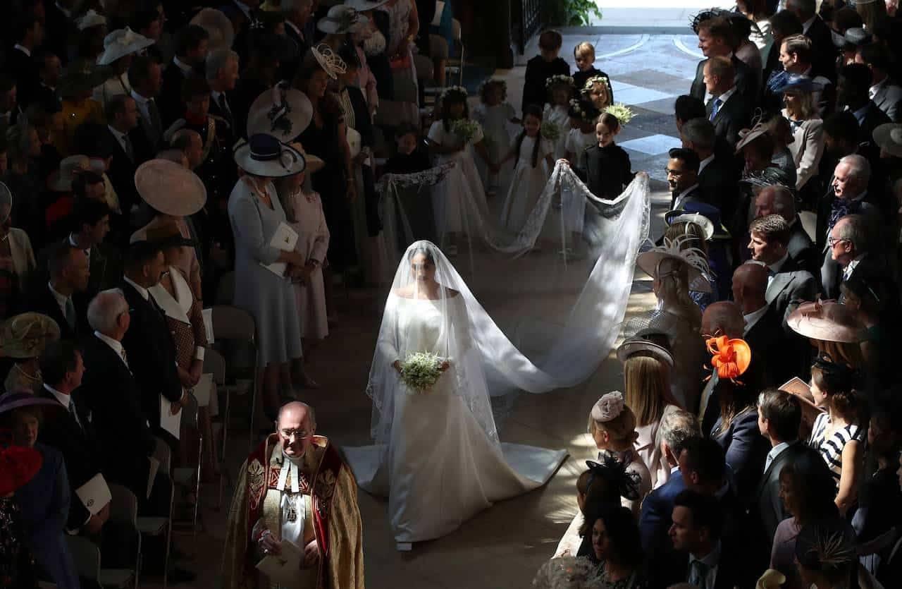 Harry and Meghan's Amazing Wedding Day
