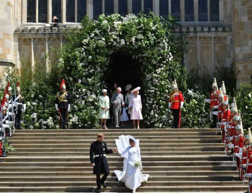 Royal Wedding Colour Inspiration