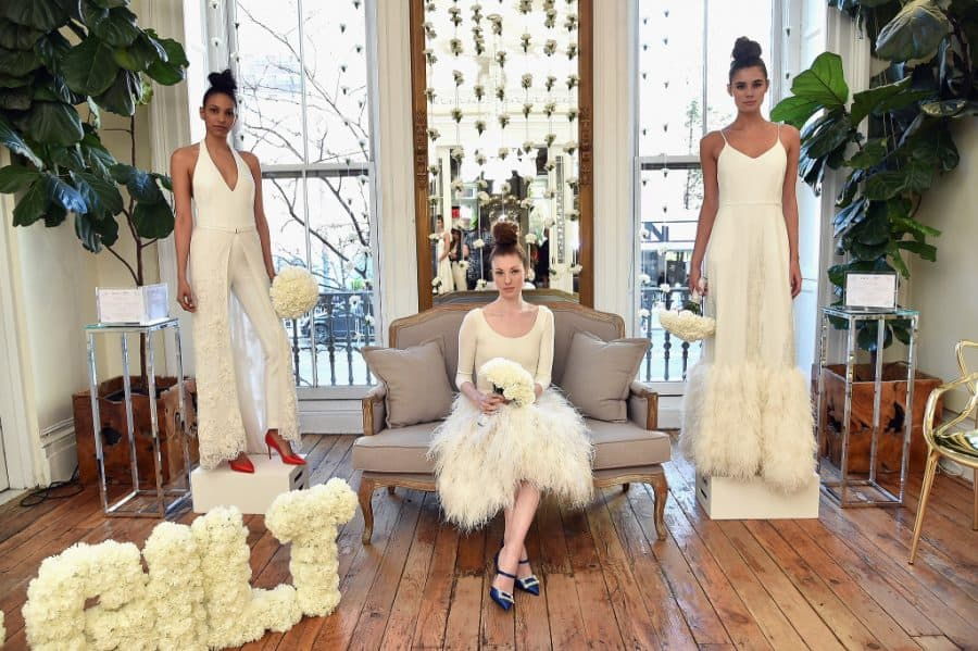 Wear your wedding dress again - Sarah Jessica Parker style!