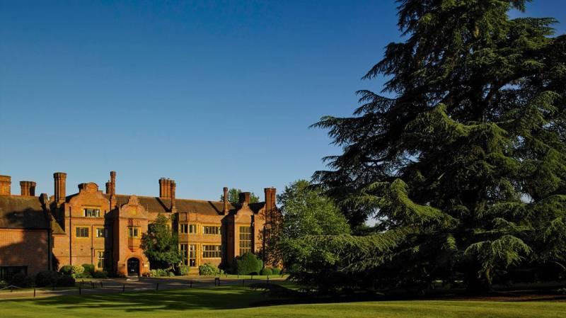 Hanbury Manor