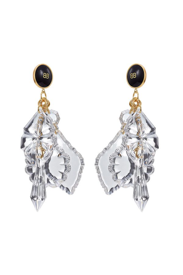 Balenciaga Chandelier Earrings