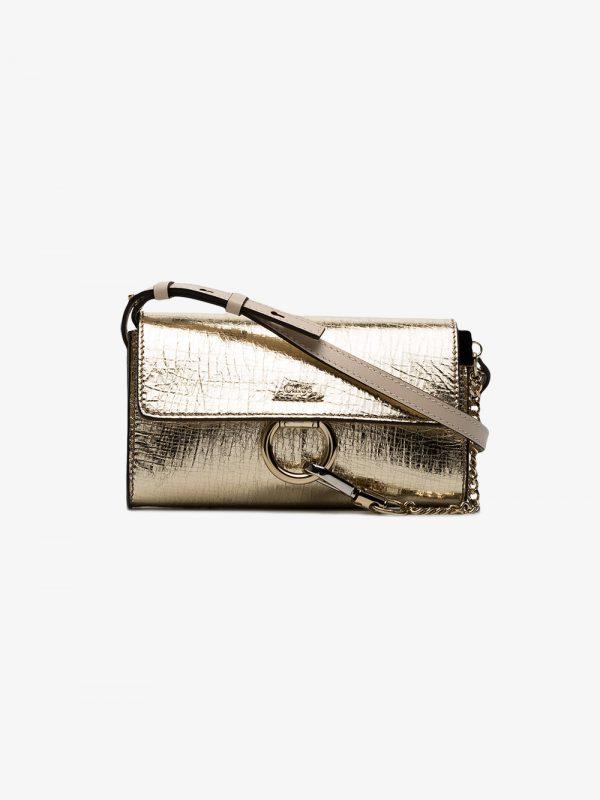 Chloé Faye wallet bag