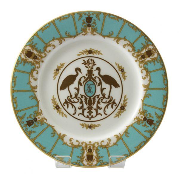 Fortnum & Mason Fountain Heritage Tea Plate