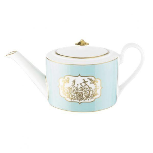 Fortnum & Mason St James Eau De Nil Teapot (2 Cup)