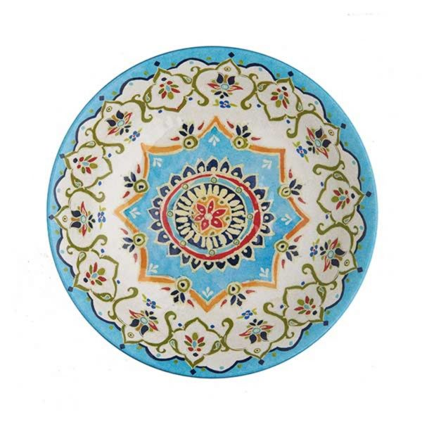 Fortnum & Mason Williams Sonoma Iznik Melamine Serving Bowl, Large