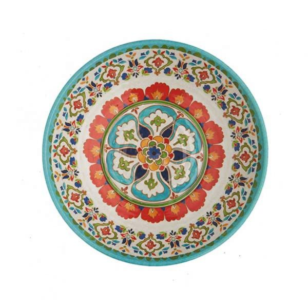 Fortnum & Mason Williams Sonoma Iznik Melamine Serving Bowl, Small