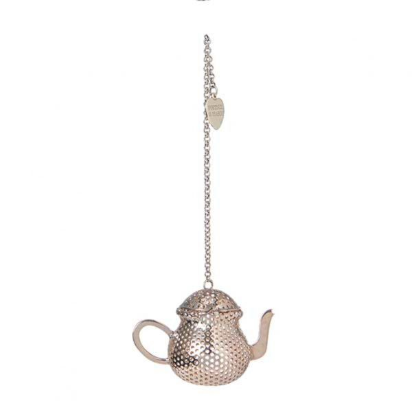 Fortnum's Silver-plated Teapot Infuser