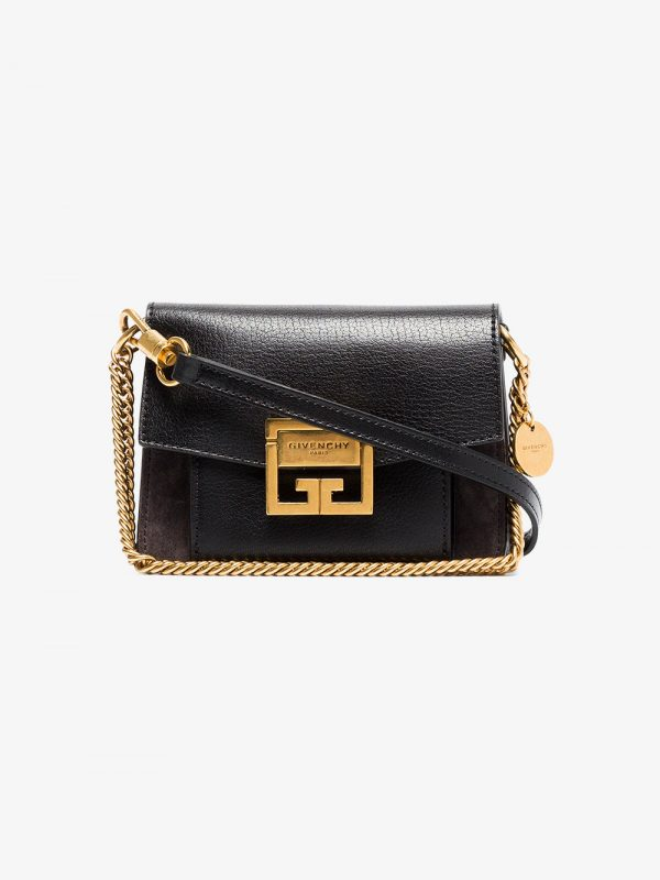 Givenchy mini GV3 crossbody bag