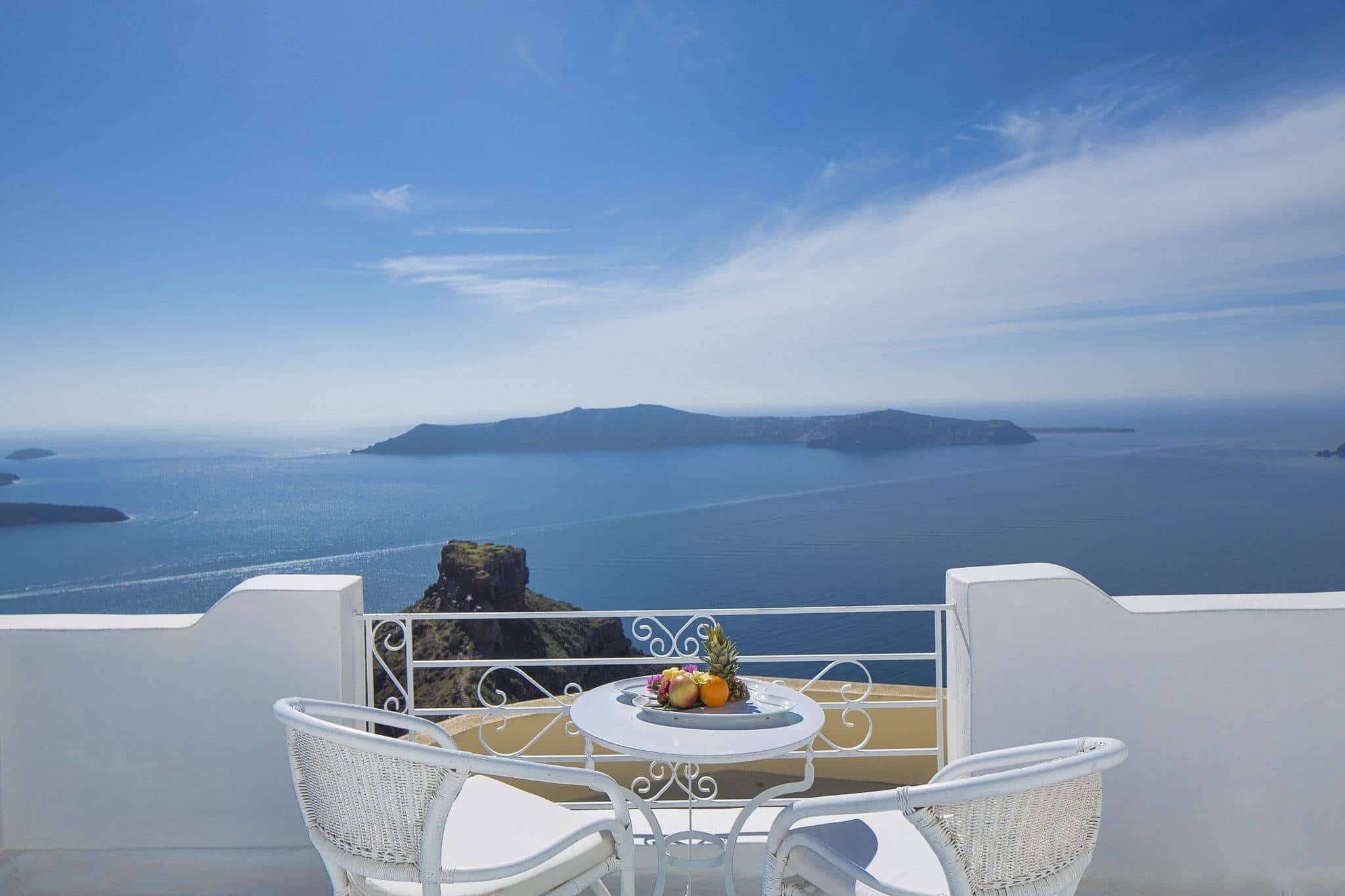 [Review] La Maltese Estate Villa, Santorini