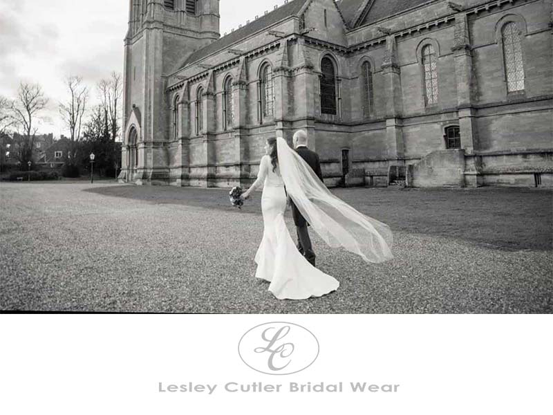Lesley Cutler Bridal Wear logo