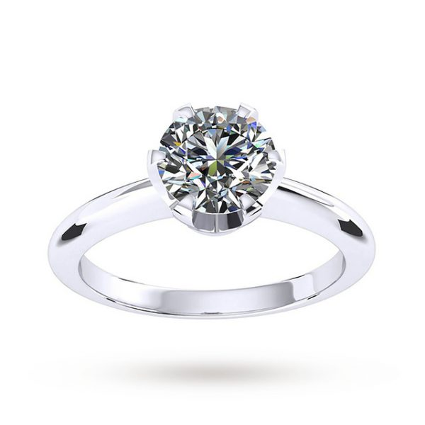 Mappin & Webb Hermione Engagement Ring 1.00 Carat - Ring Size J