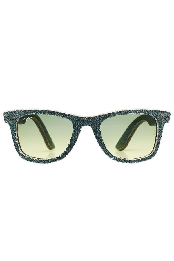 Ray-Ban RB2140 Wayfarer Denim Sunglasses