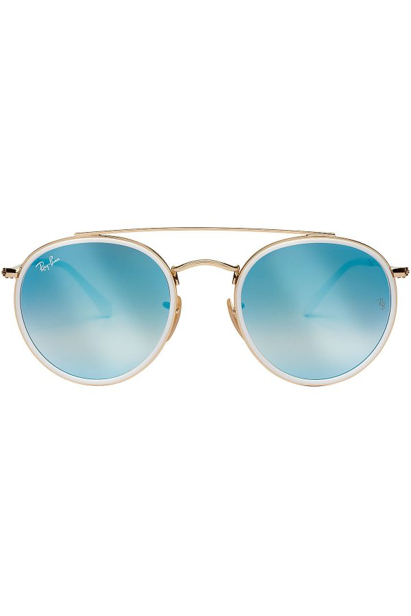 Ray-Ban RB3647N Round Sunglasses
