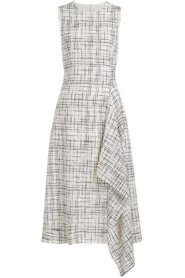 Rosetta Getty Printed Dress