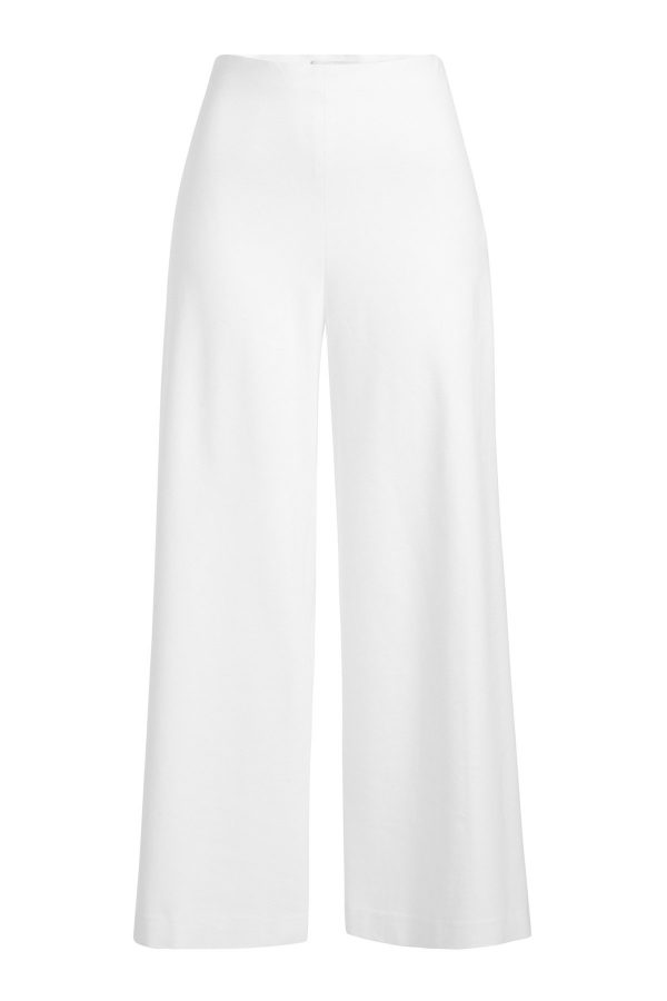 Rosetta Getty Straight-Leg Pants