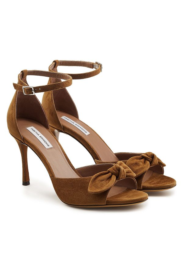 Tabitha Simmons Mimmi Suede Sandals