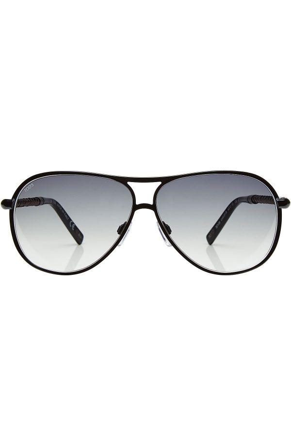 Tod's TO08 Aviator Sunglasses