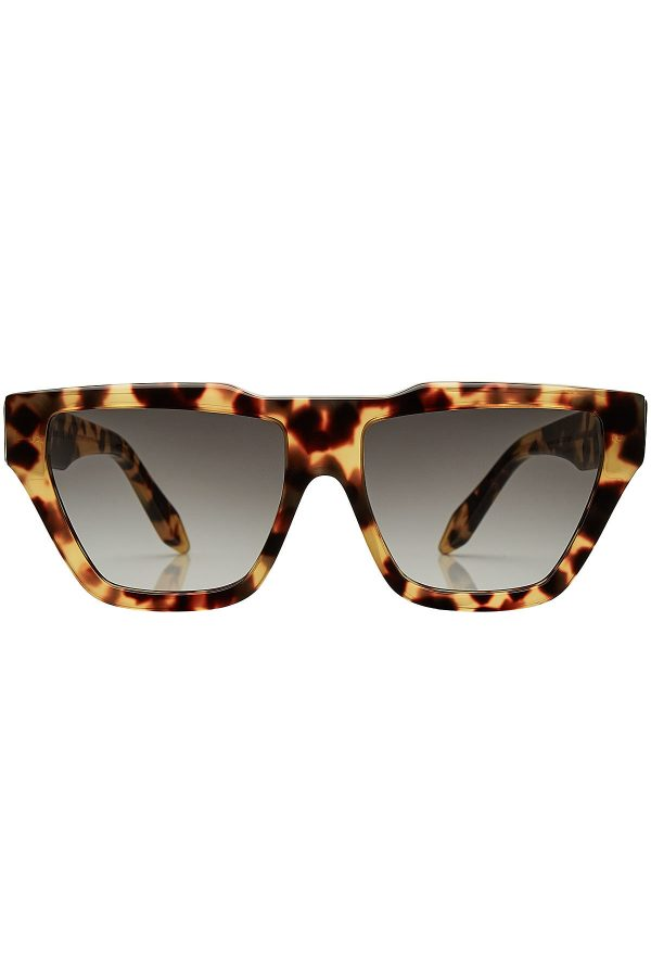 Victoria Beckham Square Cat Eye Sunglasses
