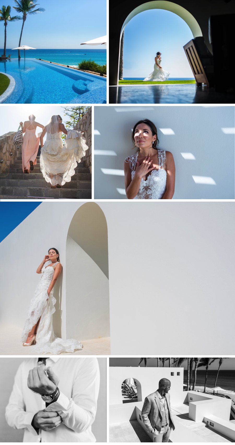 Sunny Cabo Destination Wedding