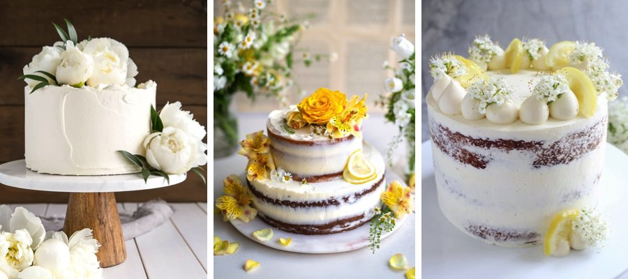 Perfect Royal Wedding Cake Inspiration