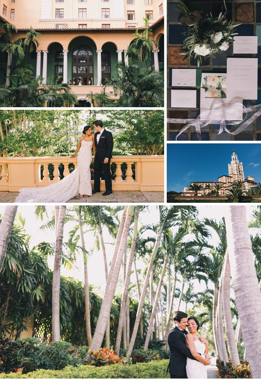 Miami Greenery Garden Wedding