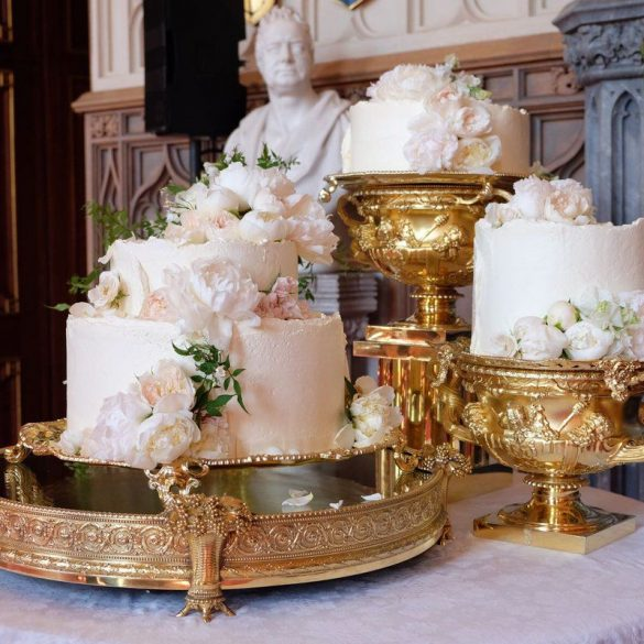 Perfect Royal Wedding Cake Inspiration