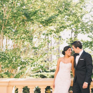 Miami Greenery Garden Wedding