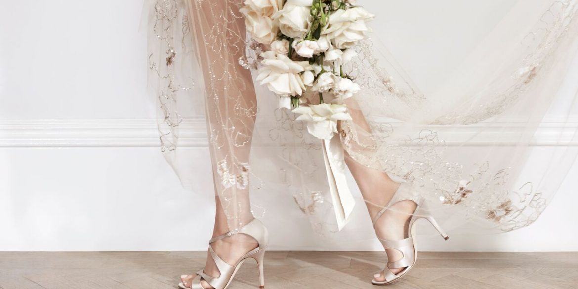 The best luxury wedding shoes
