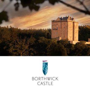 Borthwick Castle Wedding