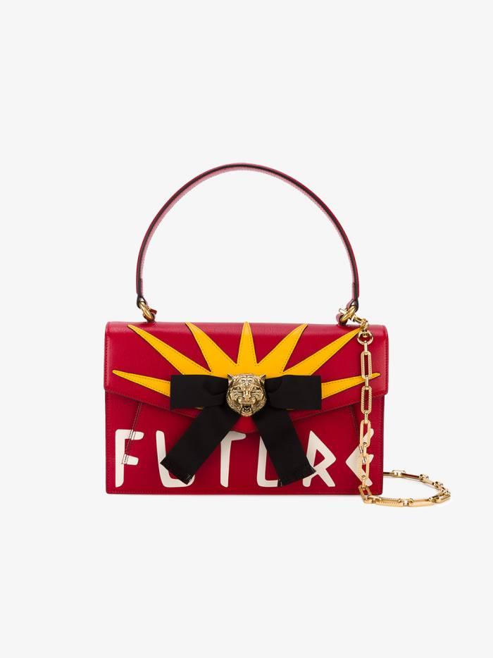 Gucci Small Linea Future Shoulder Bag