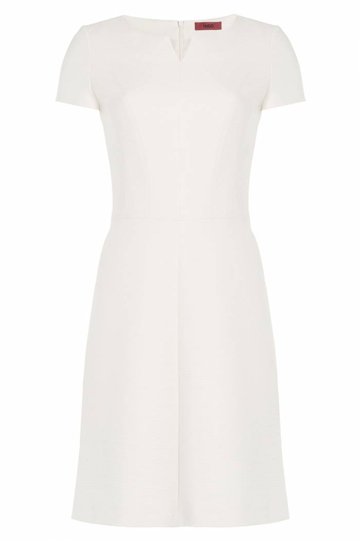 Hugo Structure Sheath Dress