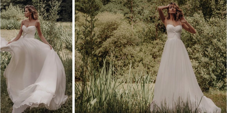 Dress collection: Stephanie Allin - Love Stories