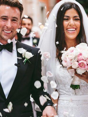 Jewish wedding – Rachel & Alex – The Lost Orangery wedding venue