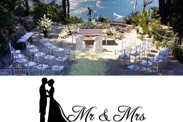 mr and mrs wedding in italy
