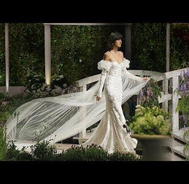 Pronovias   Bridal 2019   Barcelona Bridal Fashion Week 2018