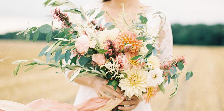 Summer Bridal Bouquet Ideas