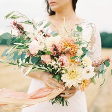 Summer Bridal Bouquet Ideas