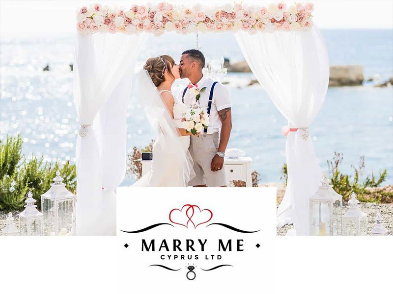 Marry Me Cyprus logo