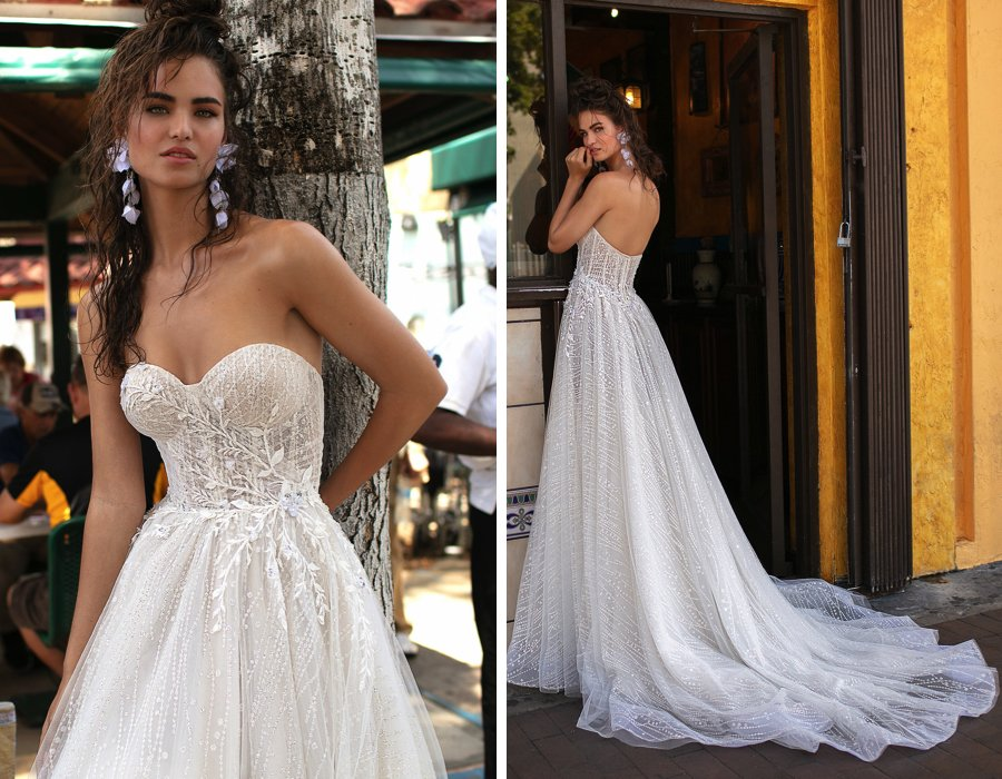 Dress collection: Berta Bridal SS 19