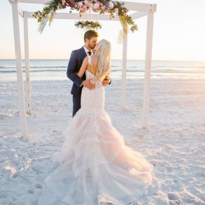 Four reasons to have a beautiful beach wedding