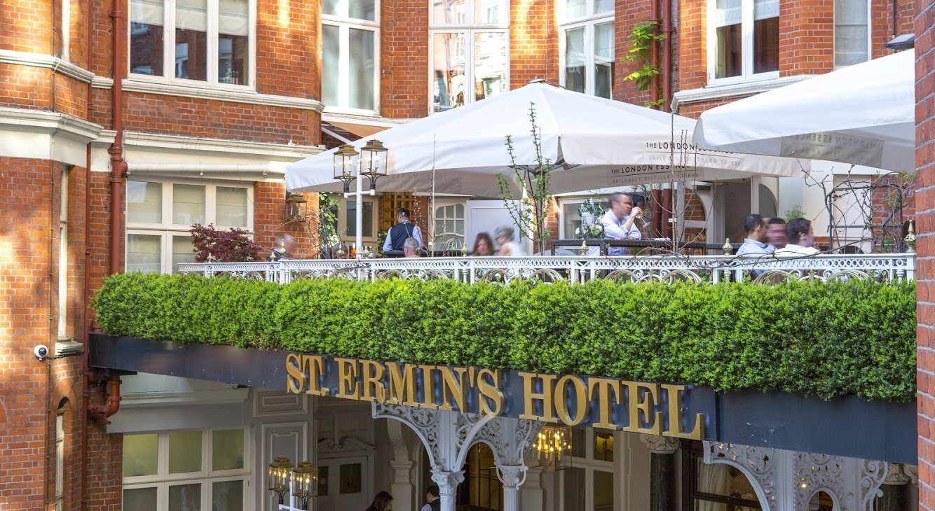Review: St Ermin's Hotel