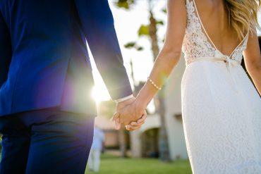 Real wedding: Ocean blue in Los Cabos