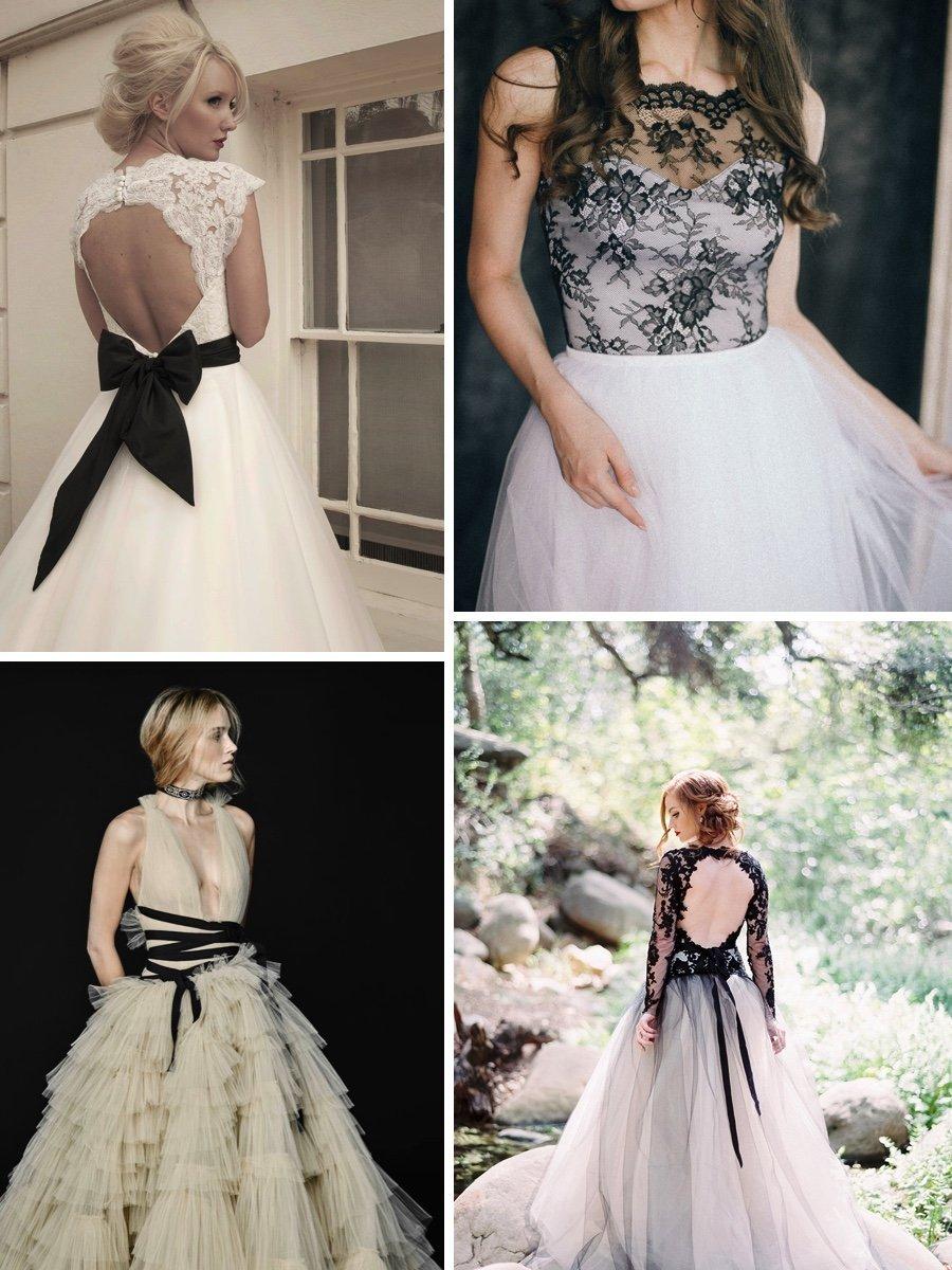 Colour palette: black & white
