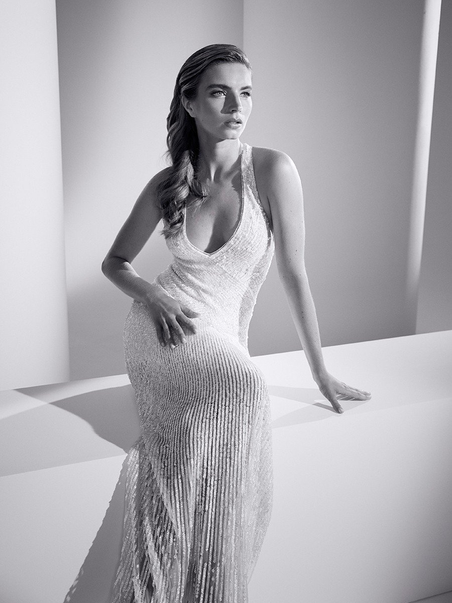 Dress collection: Jenny Packham 2019