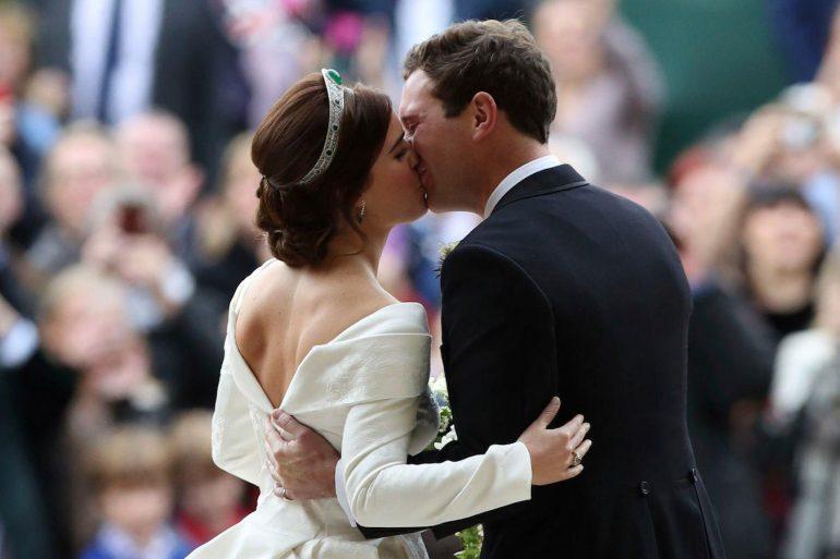 Princess Eugenie's wedding: three things we loved