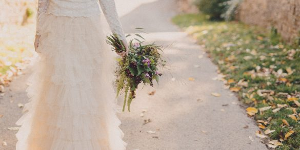 Autumn Wedding Flowers Ideas